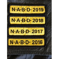 NABD Yearbars - Collect the Set!